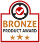 Trusted Car Products Bronze Award